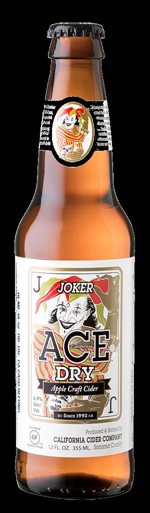 Ace Joker 12 oz bottle