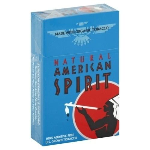 American Spirit Turquoise Cigarettes