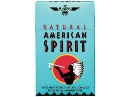American Spirit Light Blue Cigarettes