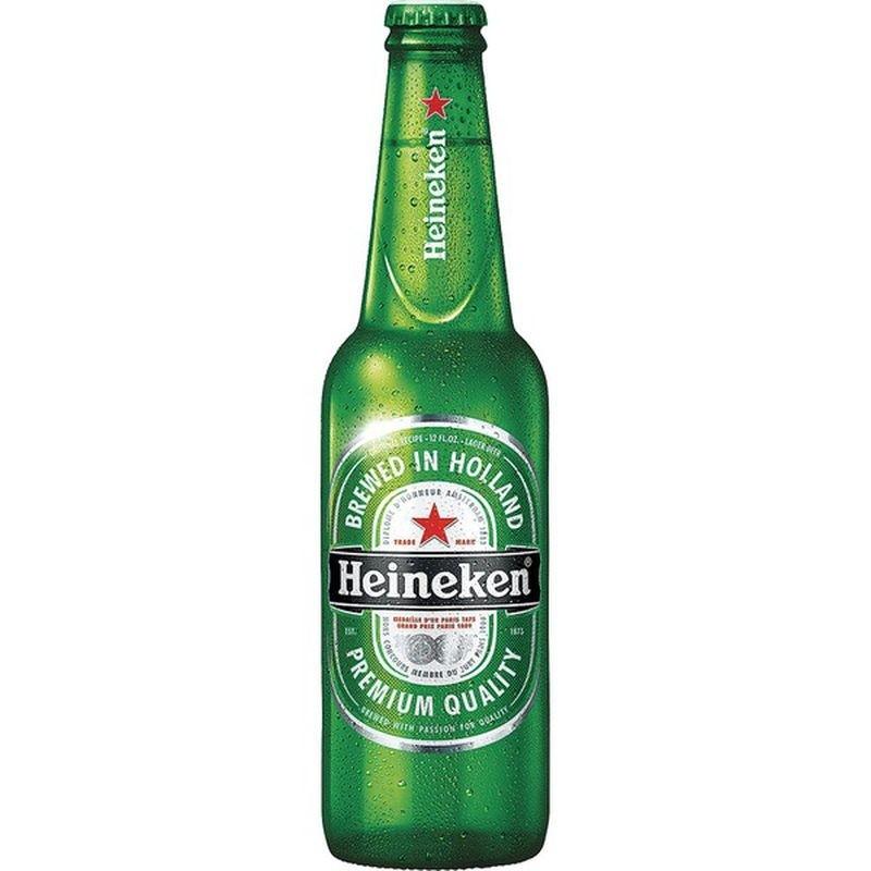 Heineken 12 oz bottle