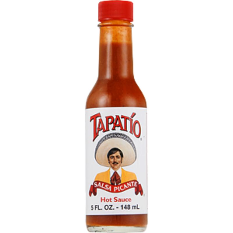 Tapatio 5oz bottle