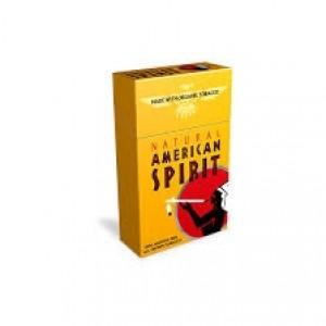 American Spirit Gold Cigarettes